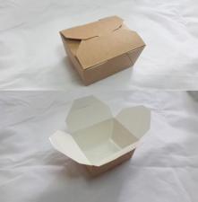 ECO FOLD BOX 600 (внутр. 113x90 h 64 мм) 600 мл, 1*50 (450)