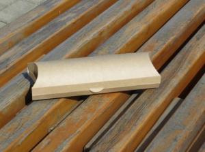 ECO PILLOW (200x70 h 55 мм), 750 мл, 1*50 (500)