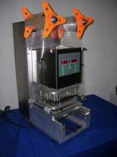 Автоматический запайщик лотков (поддонов) HL-95A (187х137х63мм)