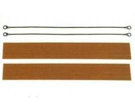ЗИП для Запайщика  FS-400 (2) нихром, тефлон