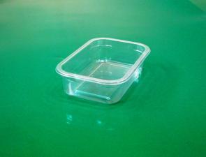 Контейнер для пищ. прод. П-506 (ПП) (142х92х25) 250 мл, прозр., 1*900