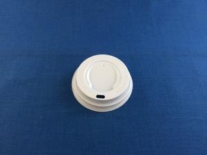 Крышка d 72 мм, ПС, для стаканов, с бок. отверстием, 1*100 (1000)