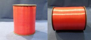 Лента 0,5 см х 500 м красная на бобине, 1*4 (60)