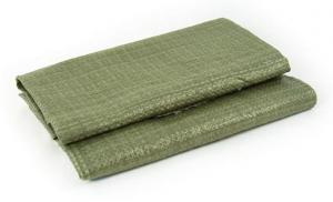 Мешок полипропиленовый зеленый 55х95, 1*100 шт. (1000 шт./10 уп.)