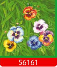 Салфетки 20 л. 33х33, 3-х сл., 16 уп/кор., Арт. 56161