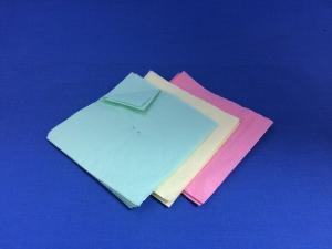 Салфетки 600 л, розовый, 1-сл. 24х24см, 9 уп/кор, П