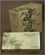 Салфетки Kaineko Premium АPOMA Зеленый чай, 250 л, 2-сл., 1*3 (12 уп/кор) Арт. 3215