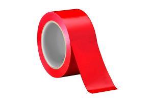 Скотч 48мм*66м, красный