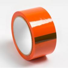 Скотч 48мм*66м, оранжевый