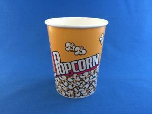 Стакан бумажный Попкорн,  32 oz (960 мл), 1*50 (500)