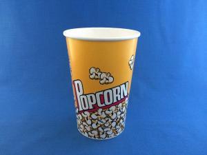 Стакан бумажный Попкорн,  64 oz (1920 мл), 1*50 (500)