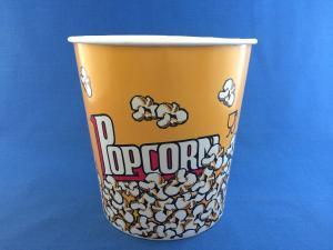 Стакан бумажный Попкорн, 130 oz (3900 мл), 1*50 (300)