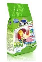 Стиральный порошок Mr. Sanitar Универсал 2,4кг п/э мешок (5 шт в кор) Арт. 444