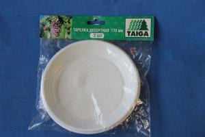 Тарелка десертная d170мм, 1*3 шт.