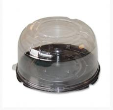 Контейнер Т-220 Сфера (Вн. d-220 мм, h-120 мм), крышка, 1*60 (120), Альбатрос