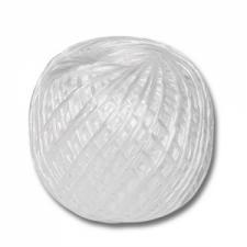 Шпагат ПП 1600 текс по 0,2кг, 125 м, белый (30)