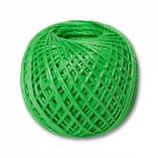 Шпагат ПП 1600 текс по 0,2кг, 125 м, зеленый (30)