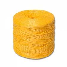 Шпагат ПП 1600 текс по 1кг± 2% желтый (12)