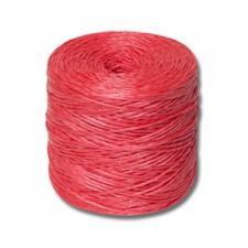 Шпагат ПП 1600 текс по 1кг± 2% красный (12)